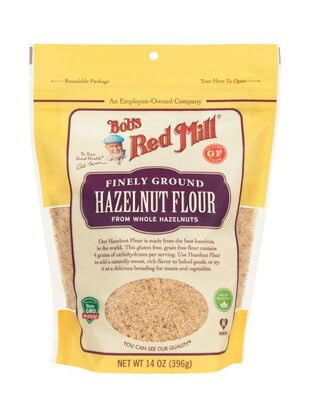 Bobs Red Mill Hazelnut Flour Meal Natural 396g