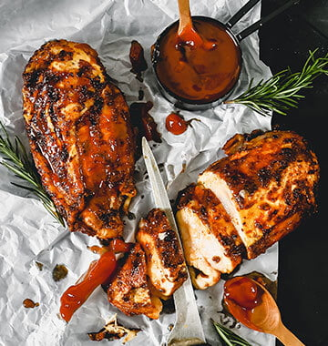 Chicken Breast Boneless Marinated