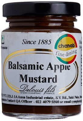 Delouis Balsamic Apple Mustard 100g