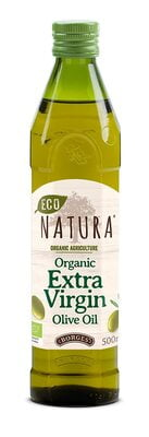 Eco-Natura Organic Extra Virgin Olive Oil 500ml