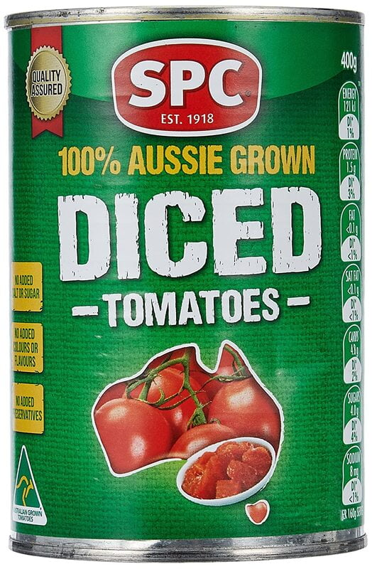 SPC Diced Tomatoes 400g