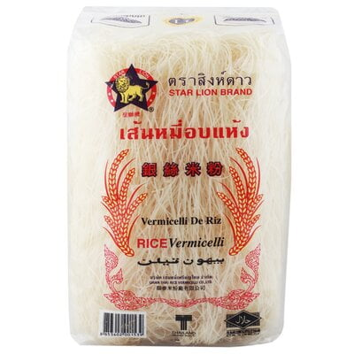 Star Lion Rice Vermicelli 500g