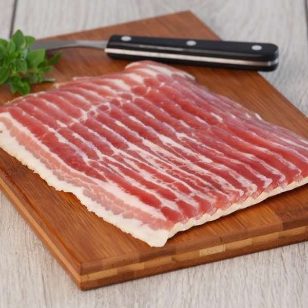 Pork Streaky Bacon 1Kg