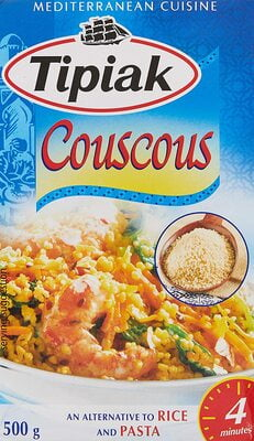 Tipiak France Tipiak Couscous Natural  500g